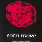 Satu Mare – Studii şi comunicări seria istorie – etnografie – artă XXVIII/II