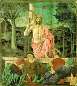 133 Della Francesca Resurrection